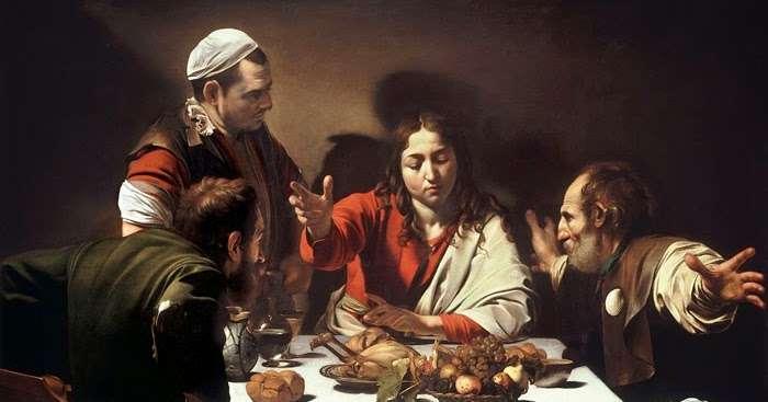 Emmaus'ta Son Akşam Yemeği