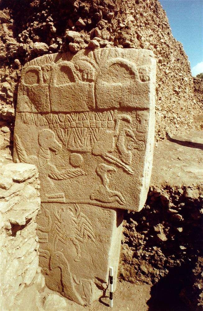 Göbeklitepe'den bir motif